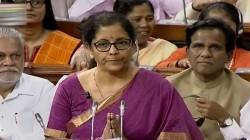 Nirmala Sitharaman Quotes Chanakya Vivekananada Manzoor Hashmi In Her Budget 2019 Speech