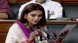 Narendra Modi Govt Passes Triple Talaq Bill In Rajya Sabha Mp Nusrat Jahan Appreciate It
