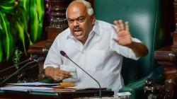 Karnataka Speaker Summons 12 Rebel Congress Mlas On Tuesday