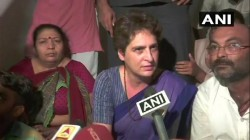 Priyanka Gandhi Vadra Spent Night At Chunar Fort In Mirzapur After She Was Stopped To Go Sonbhadra