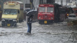 Heavy Rain Hits Mumbai Normal Life Disrupted