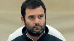 Rahul Gandhi Resignation As Congress President He Had Wasted 10 Years As Mp While Modi Came Up Fast