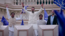 Sanjay Dutt S Prasthanam Teaser Relesed See The Viral Video