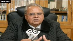 Jk Governor Satya Pal Malik Says He Should Have Avoided Such Controversial Comments