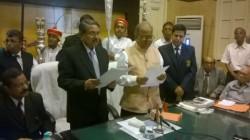 New Sherif Of Calcutta Is Mani Shankar Mukherjee
