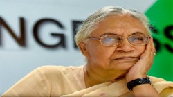 Former Delhi Cm And Senior Congress Leader Sheila Dikshit Passes Away In The National Capital