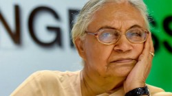 Congress Didn T Win A Single Seat In Big Elections In Delhi Since Sheila Dikshit Lost Power In