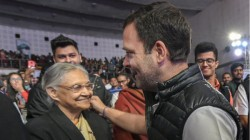 M Odi Rahul Express Condoled The Demise Of Sheila Dikshit