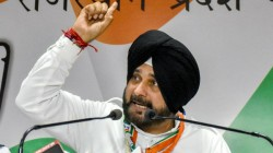 Navjot Singh Sidhu Resigned From The Punjab State Cabinet