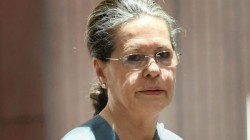 Several Senior Congress Leaders Have Expressed To Have Sonia Gandhi Back As Party President