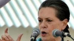 Sonia Gandhi Slammed The Centre For Passing The Rti Amendment Bill