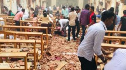 Sri Lankan President Sirisena Says Drug Gangs Behind Easter Bombings