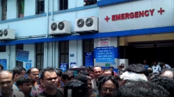 Patient Dies In Sskm Ruckus Is Kolkata Hospital Again