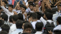 Two Students Were Allegedly Beat Up In School To Chant Jai Shri Ram Slogan In South 24 Parganas