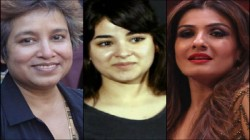 Zaira Wasim Controversy Taslima To Raveena Reacts Nagma Praises