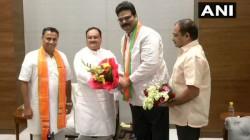 Tdp S Member Of Legislative Council Annam Satish Prabhakar Joins Bjp