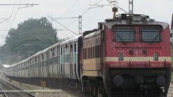 A Up Man Fell From Moving Train Injured Walked 9 Km With Open Stomach