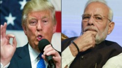 Donald Trump Said Modi Requested To Mediate Kashmir Issue 2000 Clinton Told Pakistan No On The Same