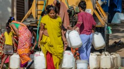 Other Parts Of Country Flooded But Water Crisis Haunts Tamil Nadu