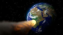 Asteroid Along With 2 Giant Space Rocks May Hit Earth Today