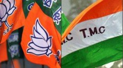 Year Old Girl Injured In Firing In Midnapore Over Tmc Bjp Clash