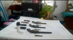Bsf Arrested 5 Five With Arms From India Bangladesh Border In North Dinajpur