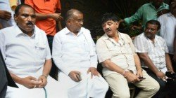 Political Crisis In Karnataka Further Deepens As Two More Mlas From Congress Submitted Their Resigna