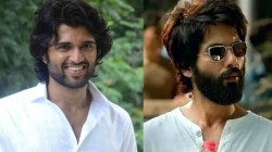 Kabir Singh Vs Arjun Reddy Vijay Deverakonda Comments On Shahid