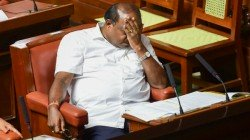 Jds Legislators Were A Divided Lot Over Their Next Course Of Action Some Supports Bjp