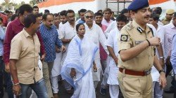 Tmc Workers Are Attacked In Way Of Dharmatala Shahid Divas