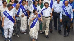 Make Swimming Pool On The Roof Cm Mamata Banerjee Gives Advice On Water Conservation