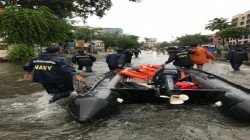 Imd Warns More Rain And Sounded A Red Alert For Mumbai On Tuesday