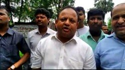 Bengal Minister Visits Flood Affected North Dinajpur Area
