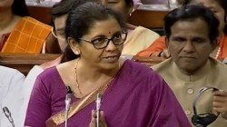 Government Will Infuse 70 000 Crore Capital Into Public Sector Banks Said Finance Minister