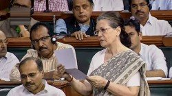 Sonia Gandhi Attacks Government Over Privatisation Of Rail