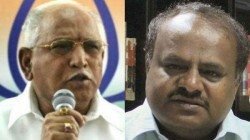 Kumarswami Denies Support Bs Yedurappa Government In Karnataka