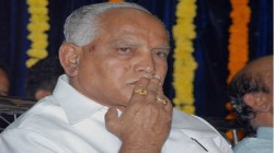 Karnataka Bjp Strong Man Bs Yeddyurappa Changes His Name Spelling To Bs Yediyurappa