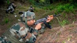 Baramulla Encounter One Terrorist Killed By Army In Ecounter