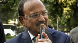 Nsa Ajit Doval Is Stationed On Ground In Kashmir After 370 Scrapped