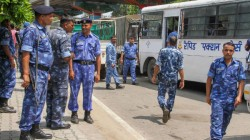 Indian Air Force Removes 6126 Amarnath Yatra Pilgrims Out Of The Kashmir Valley