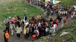 Government Asks Tourists To Return From Amarnath Yatra Getting Indication Of Terror Attack