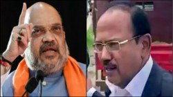 Union Home Minister Amit Shah Met National Security Advisor Ajit Doval