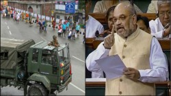 Jammu And Kashmir Will Become A State Once Again Says Amit Shah
