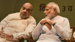 Several Cms Absent From Amit Shah S Inter State Council Meeting On Maoist Hit States
