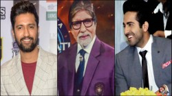 Amitabh Bachchan Sends Special Wishes To Ayshman Khurrana And Vicky Kaushal