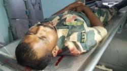 Bsf Jawan Suicide In North Dinajpur