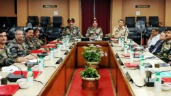 Jammu And Kashmir Issue Latest Update Top Army Officials Chairs Core Group Meeting