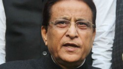 A Case Of Dacoity Was Registered Against Rampur Mp Azam Khan