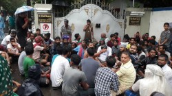 One Person Electrocuted In Basirhat Local Stage Protest