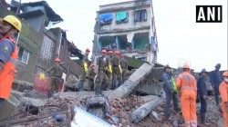 Building Collapsed In Bhiwandi Of Maharashtra 2 Dead